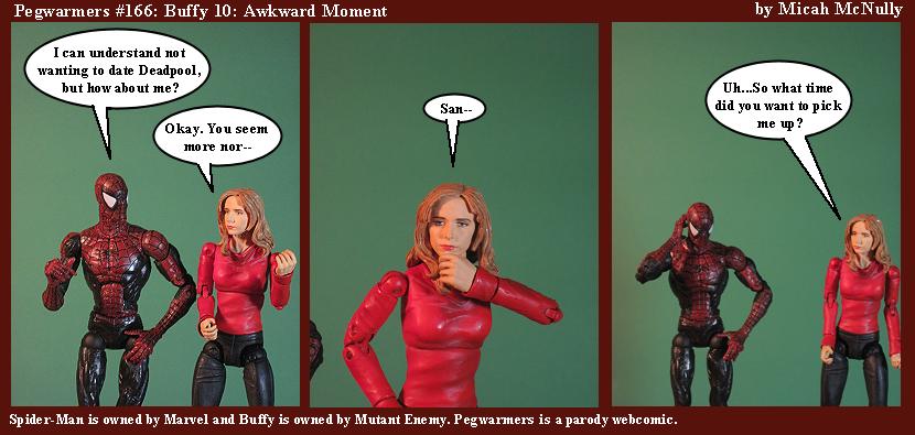 166. Buffy 10: Awkward Moment