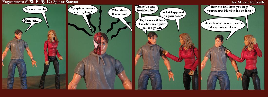 178. Buffy 19: Spider Senses