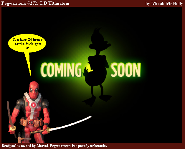 272. DD Ultimatum