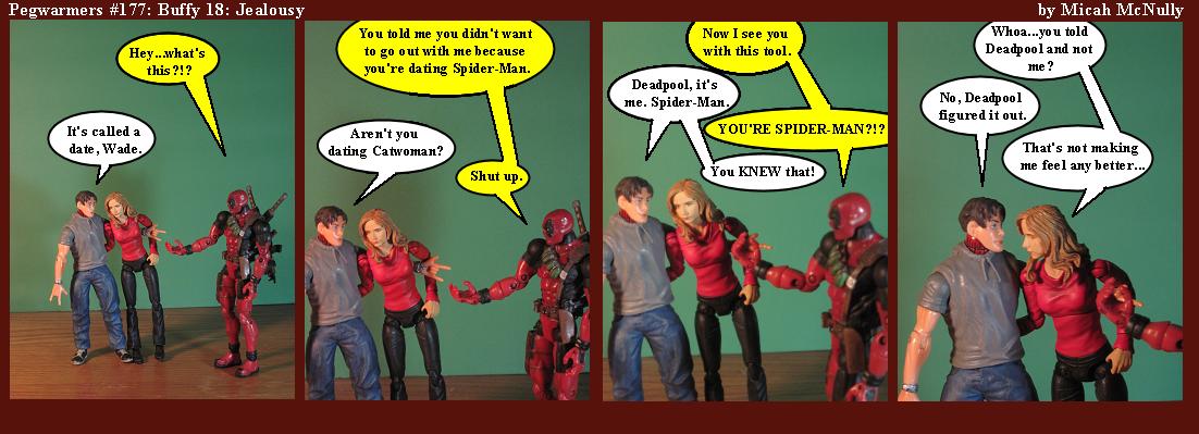 177. Buffy 18: Jealousy
