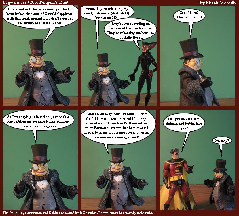 206. Penguin's Rant