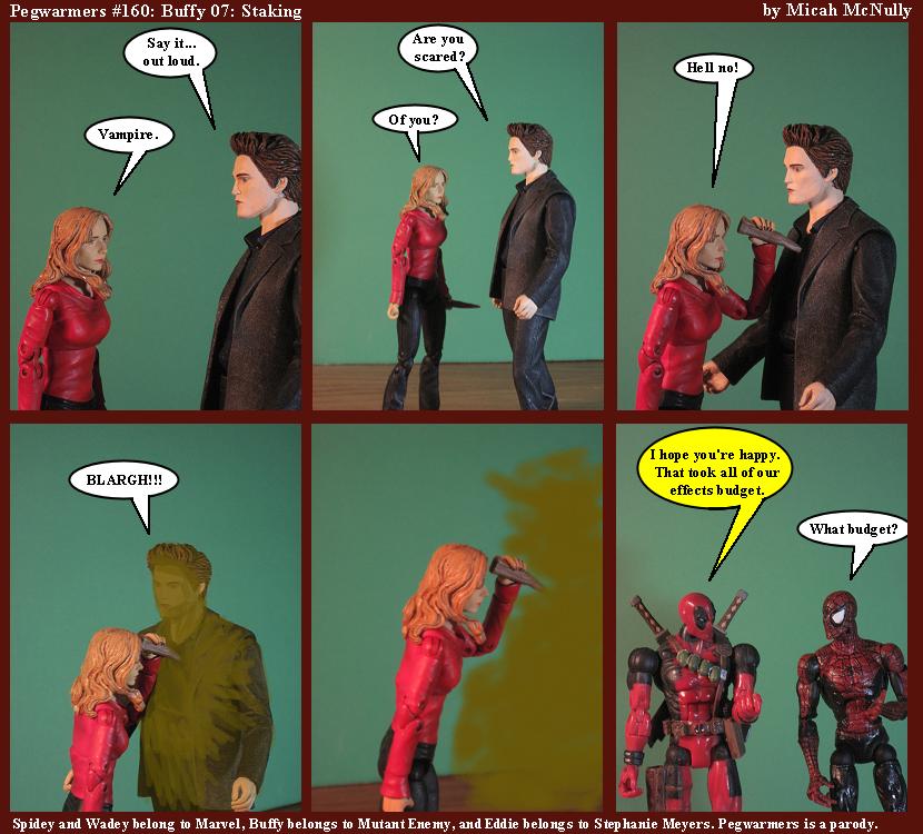 160. Buffy 07: Staking