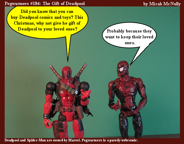 184. The Gift of Deadpool