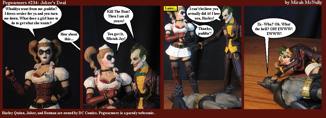 234. Joker's Deal