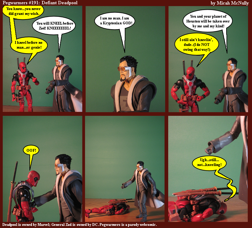 191. Defiant Deadpool