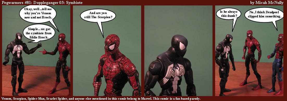 81. Doppelganger 03: Symbiote