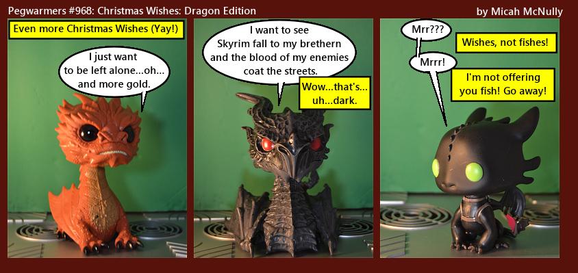 968.Christmas Wishes: Dragon Edition