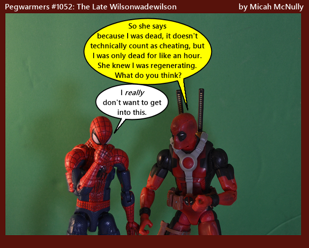 1052. The Late Wilsonwadewilson
