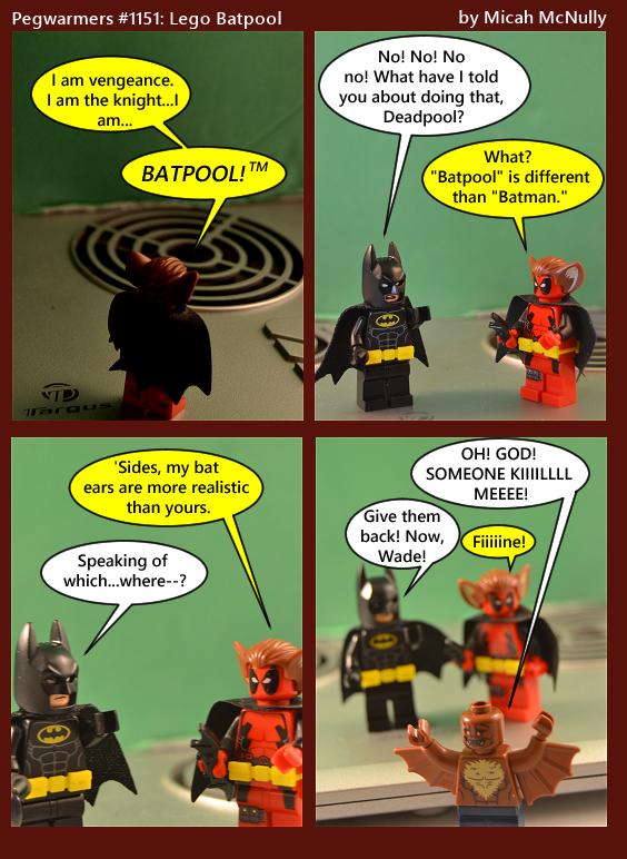 1151. Lego Batpool
