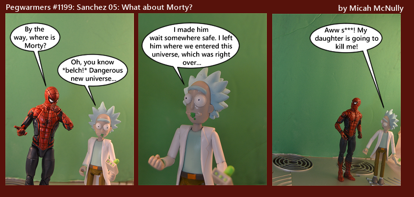 1199. Sanchez 05:What about Morty?