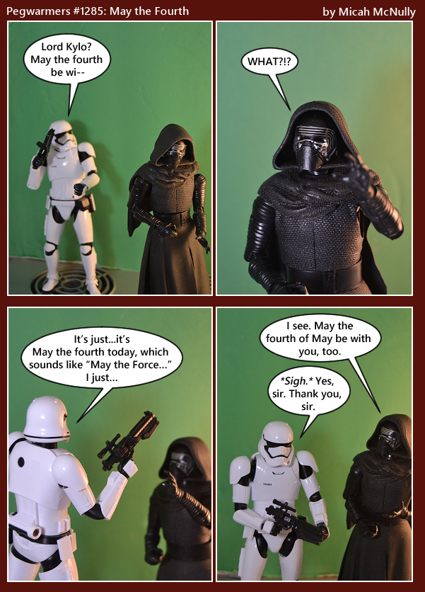 1285: May the Fourth