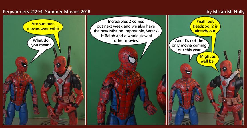 1293. Summer Movies 2018
