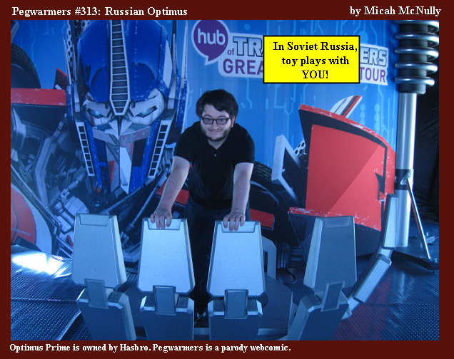 313. Russian Optimus