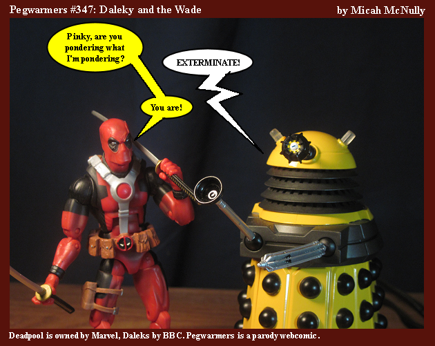347. Daleky and the Wade