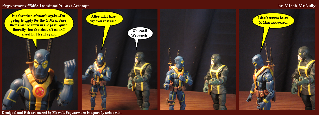 346. Deadpool's Last Attempt