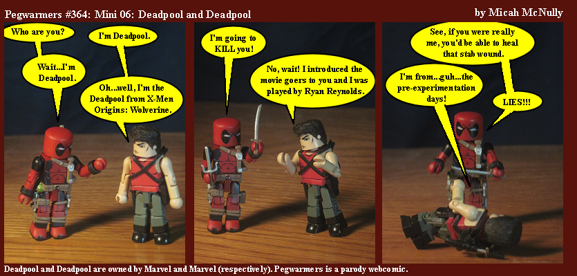 364. Mini 06: Deadpool and Deadpool