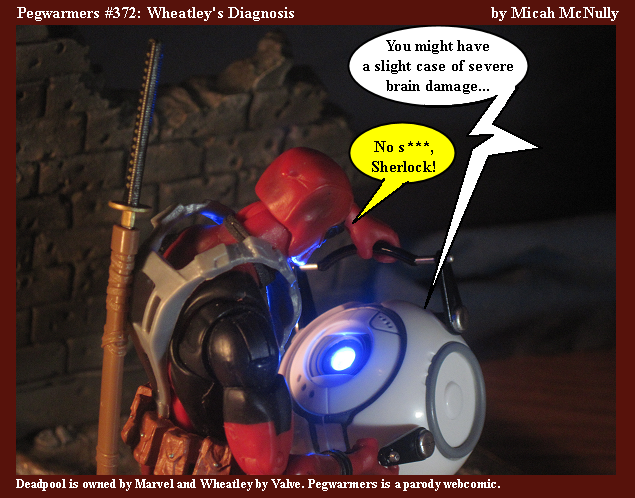 372. Wheatley's Diagnosis