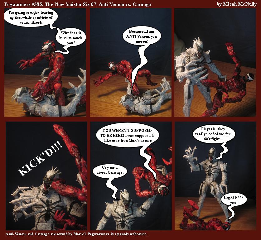 385. Anti-Venom vs. Carnage