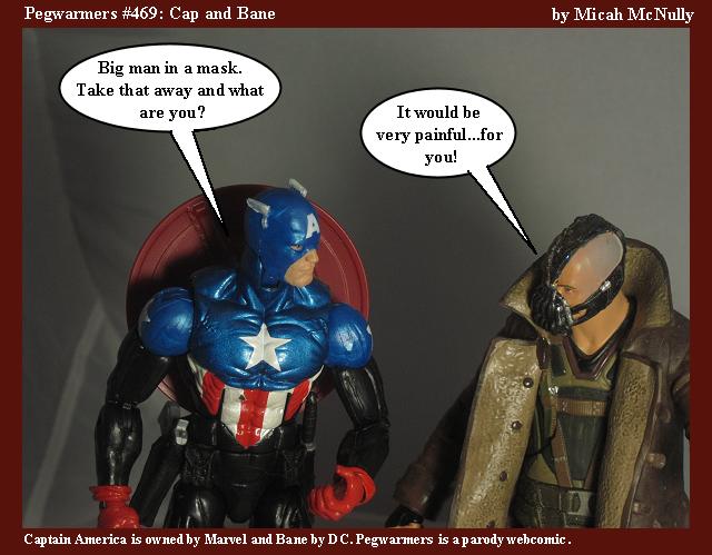 469. Cap and Bane
