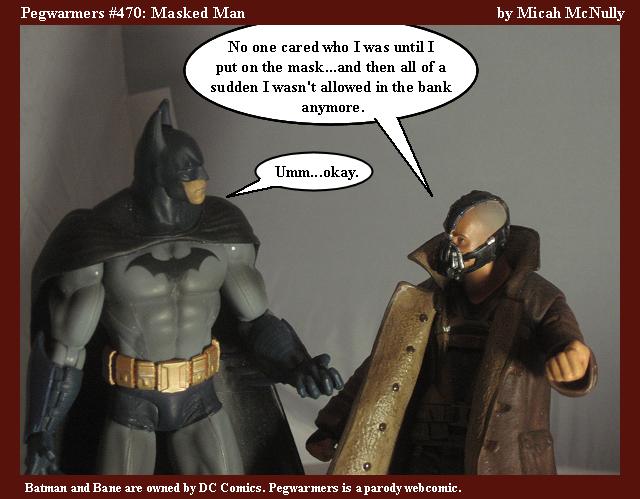 470. Masked Man