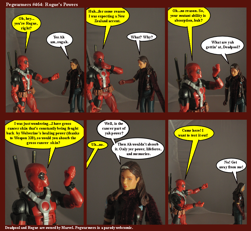 464. Rogue's Powers