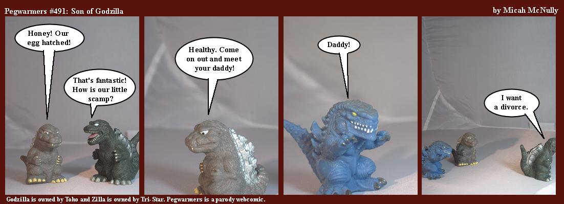 491. Son of Godzilla