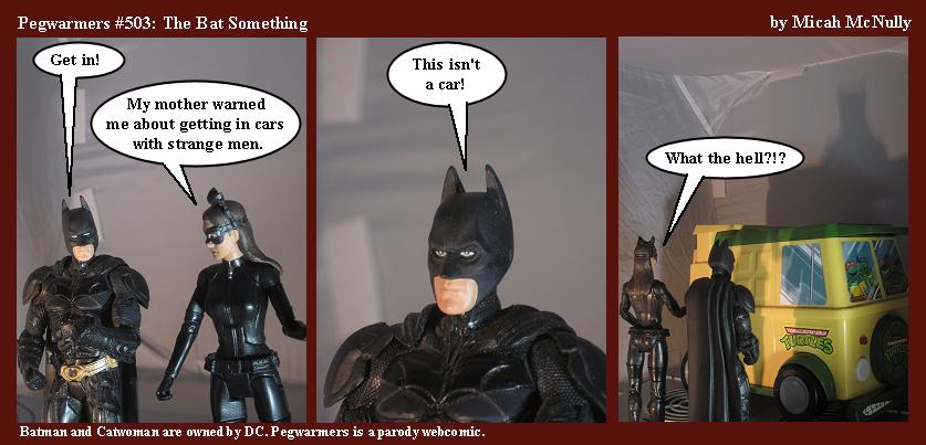 503. The Bat Something