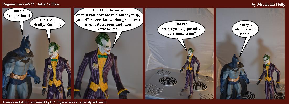572. Joker's Plan
