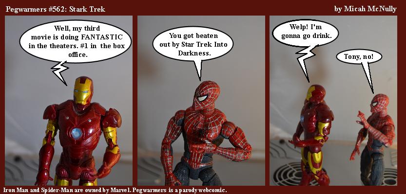 562. Stark Trek