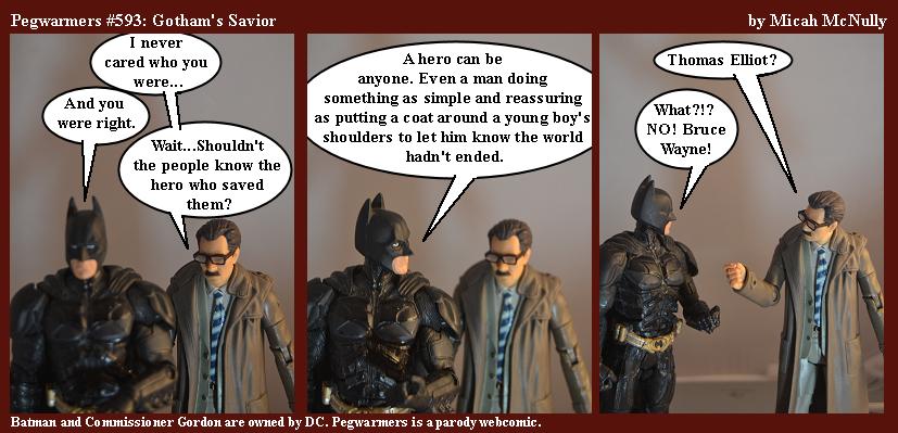 593. Gotham's Savior