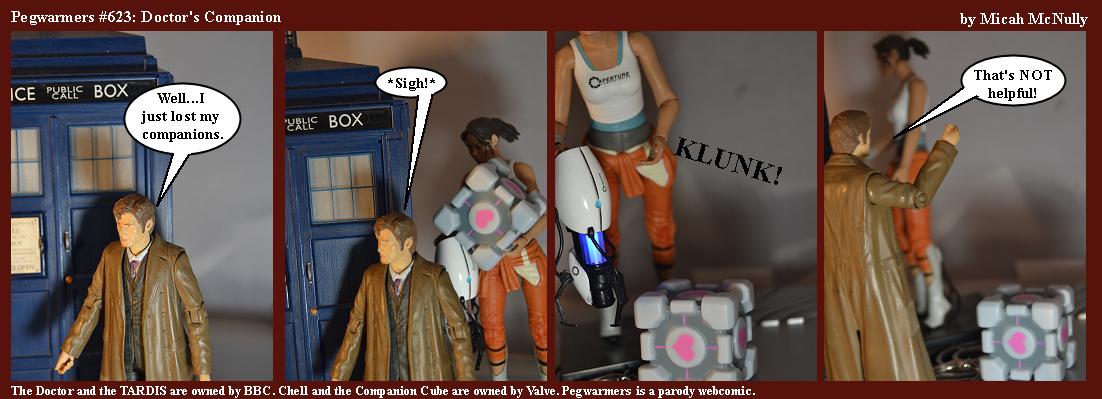 623. Doctor's Companion