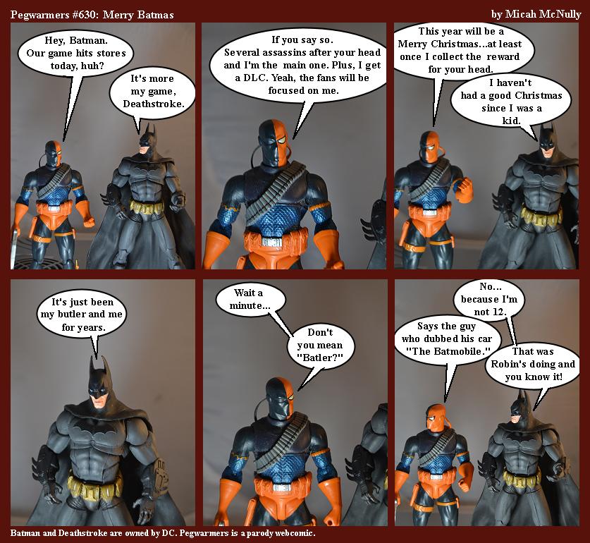 630. Merry Batmas