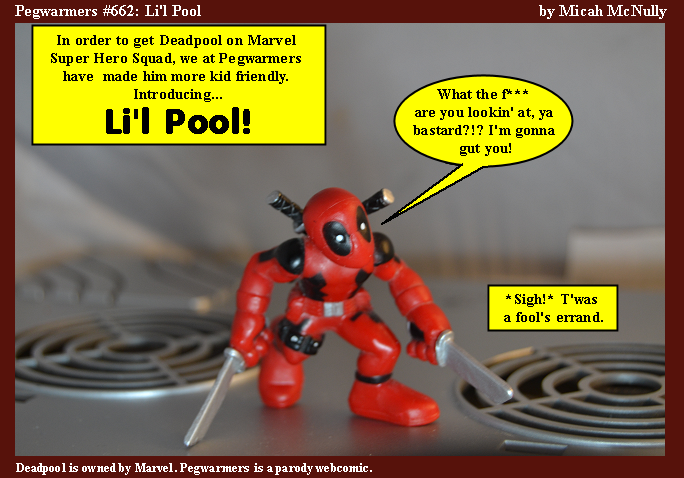 662. Li'l Pool