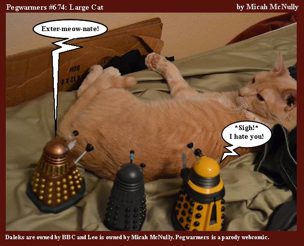 674. Large Cat