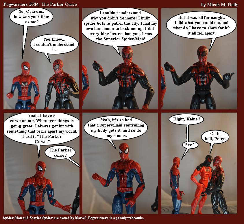 684. The Parker Curse