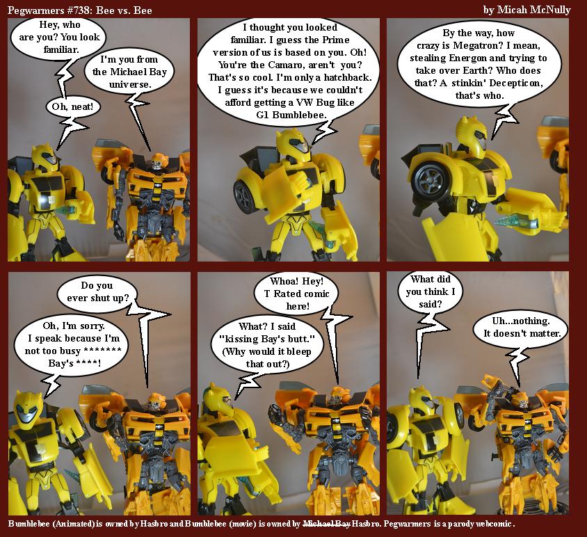 738. Bee vs. Bee