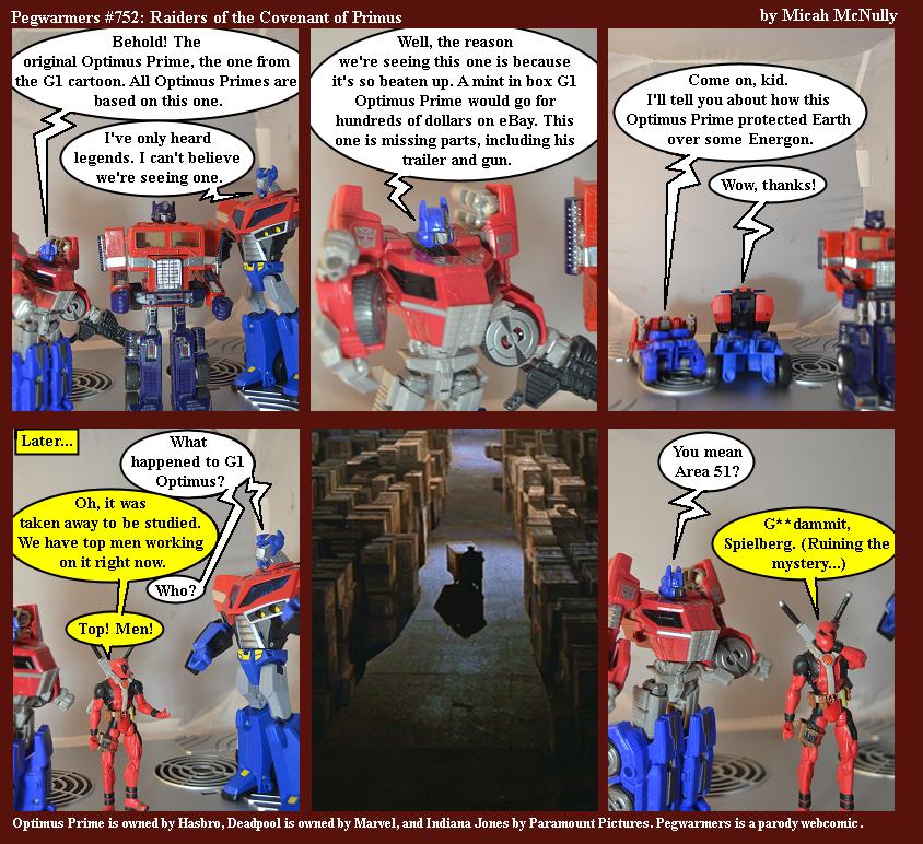 752. Raiders of the Covenant of Primus