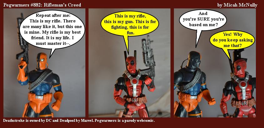882. Rifleman's Creed