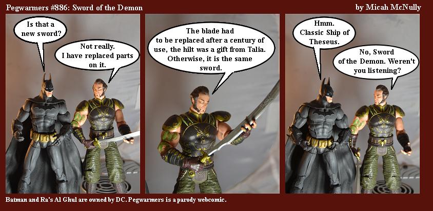 886. Sword of the Demon
