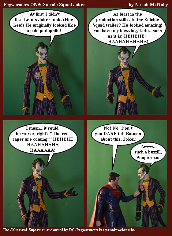 899. Suicide Squad Joker
