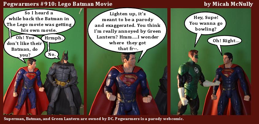 910. Lego Batman