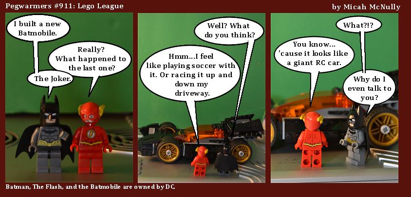 911. Lego League
